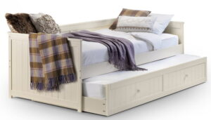 Jessica Day Bed With Underbed Guest Bed By Julian Bowen